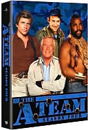 The A-Team - Season 4 with George Peppard