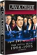 Law & Order - The Fifth Year with Sam Waterston