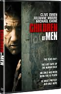 Children of Men with Clive Owen