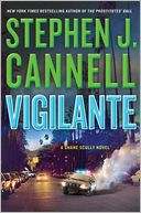 Vigilante by Stephen J. Cannell: Book Cover