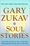 Soul Stories by Gary Zukav: Book Cover