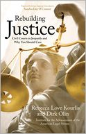 Rebuilding Justice by Dirk Olin: NOOK Book Cover