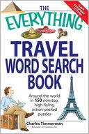 The Everything Travel Word Search Book by Charles Timmerman: Book Cover