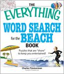 The Everything Word Search for the Beach Book by Charles Timmerman: Book Cover