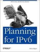 Planning for IPv6 by Silvia Hagen: Book Cover