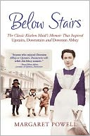 Below Stairs by Margaret Powell: Book Cover