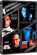 Steven Seagal: 4 Film Favorites with Steven Seagal