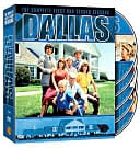 Dallas - The Complete First & Second Seasons with Barbara Bel Geddes
