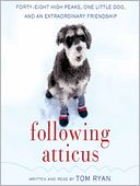 Following Atticus by Tom Ryan: Audio Book Cover