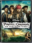 Pirates of the Caribbean: On Stranger Tides with Johnny Depp