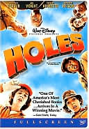 Holes with Sigourney Weaver