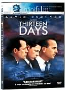 Thirteen Days with Kevin Costner