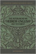 The Interlinear Hebrew-English Old Testament by John R. Kohlenberger III: Book Cover