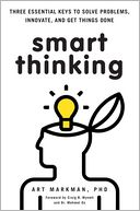 Smart Thinking by Art Markman, PhD: NOOK Book Cover