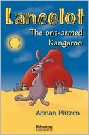 Lancelot - The One-Armed Kangaroo by Adrian Plitzco: Book Cover