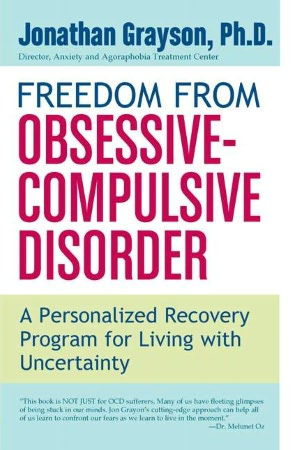 Ebook kostenlos downloaden forum Freedom from Obsessive-Compulsive Disorder: A Personalized Recovery Program for Living with Uncertainty (English Edition) DJVU PDB PDF by Jonathan Grayson 9780425199558