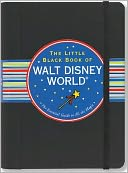 The Little Black Book of Walt Disney World 2012 by Rona Gindin: Book Cover