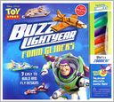 Klutz Buzz Lightyear Foam Gliders by Klutz: Product Image