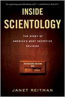 Inside Scientology by Janet Reitman: Book Cover
