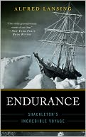 Endurance by Alfred Lansing: Book Cover