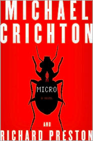 Micro by Michael Chrichton and Richard Preston Ebook for Nook