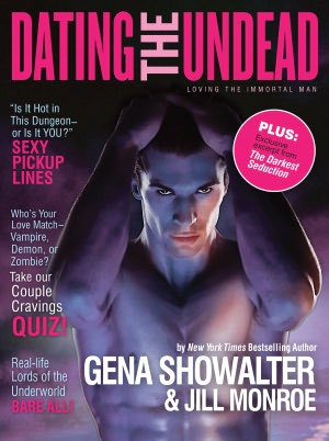 Free jar ebooks download Dating the Undead (English literature) 9780373892525 by Gena Showalter, Jill Monroe