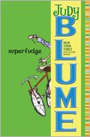Superfudge by Judy Blume: NOOK Book Cover
