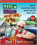 More Diners, Drive-Ins and Dives by Guy Fieri: NOOK Book Cover