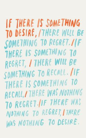 If There Is Something to Desire: One Hundred Poems