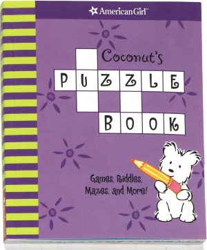 Coconut's Puzzle Book: Games,