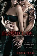 Blood Law (Blood Moon Rising Series #1) by Karin Tabke: Book Cover
