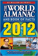 The World Almanac and Book of Facts 2012 by Sarah Janssen: Book Cover