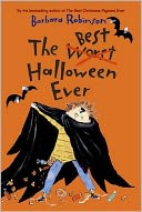 The Best Halloween Ever by Barbara Robinson: NOOK Book Cover