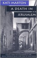 A Death in Jerusalem by Kati Marton: NOOK Book Cover