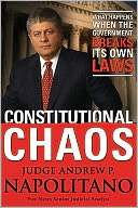 Constitutional Chaos by Andrew P. Napolitano: Book Cover