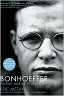 Bonhoeffer by Eric Metaxas: Book Cover