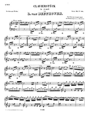 Suzuki Piano Book  Little Waltz