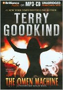 The Omen Machine by Terry Goodkind: Audiobook Cover