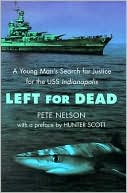 Left for Dead by Pete Nelson: Book Cover