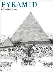 Pyramid by David Macaulay: Book Cover