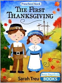 The First Thanksgiving by Sarah Treu: NOOK Book Cover