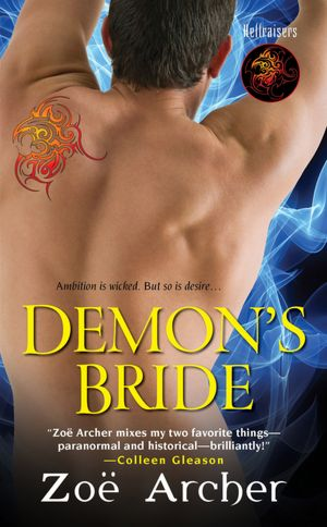 Cover Image for Demon's Bride