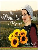 The Wounded Heart (Amish Quilt Series #1) by Adina Senft: Audio Book Cover