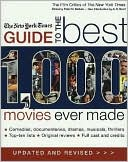 New York Times Guide to the Best 1,000 Movies Ever Made by Peter M. Nichols: Book Cover