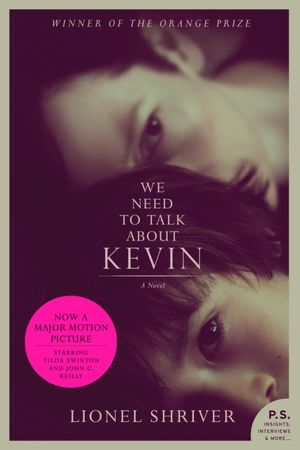 We Need to Talk about Kevin the book
