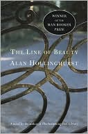 The Line of Beauty by Alan Hollinghurst: Book Cover