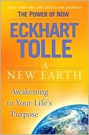A New Earth by Eckhart Tolle: Book Cover
