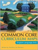Common Core Curriculum Maps in English Language Arts by Common Core: NOOK Book Cover