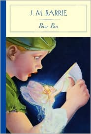 Peter Pan (Barnes & Noble Classics Series) by J. M. Barrie: Book Cover