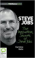 download The Innovation Secrets of Steve Jobs book